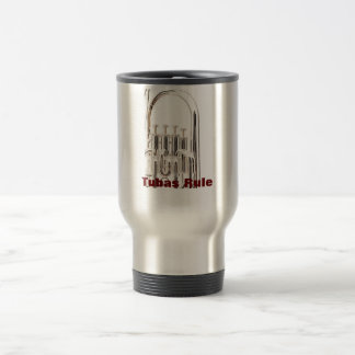 Tubasousaphone-MusikerTasse oder Stein Reisebecher