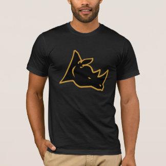 Tuckahoe Rhinos grundlegend T-Shirt