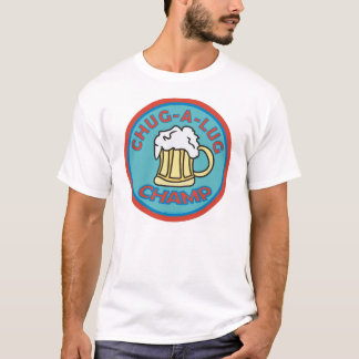 Tuckern-EIN-Ansatz Champion T-Shirt