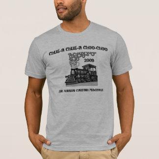 Tuckern-ein Tuckern-ein Choo-Choo Kneipentour T-Shirt