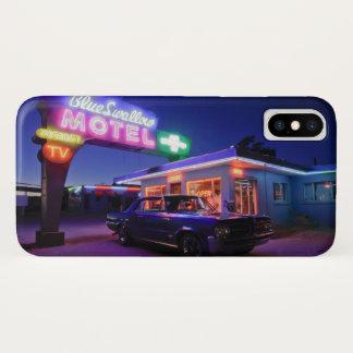 Tucumcari, New Mexiko, Vereinigte Staaten. Weg 66 iPhone X Hülle