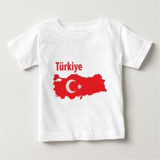 Tuerkiye Konturnikone Baby T-shirt