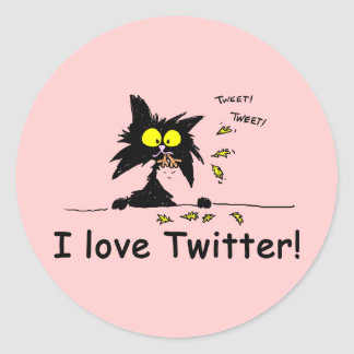 Tuffkitty-Lieben Twitter Stickers