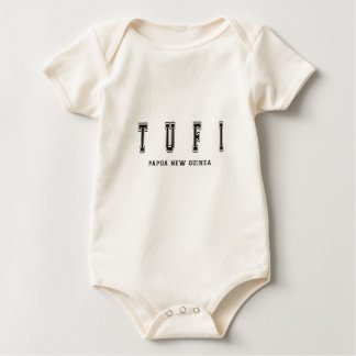 Tufi Papua-Neu-Guinea Baby Strampler