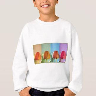 TULPE Blumen-Show Sweatshirt