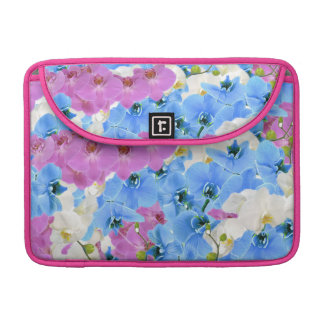 Tulpe-Blumenmuster Macbook Prolaptop-Hülse Sleeve Für MacBook Pro