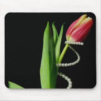 Tulpe-Drehung Mousepad