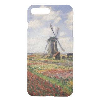 Tulpe-Felder Rijnsburg Windmühle Claude Monets | iPhone 8 Plus/7 Plus Hülle