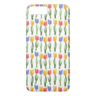 Tulpe iPhone 8 Plus/7 Plus Hülle