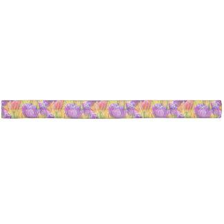 Tulpe-Verzaubern tiefrosa Haarband