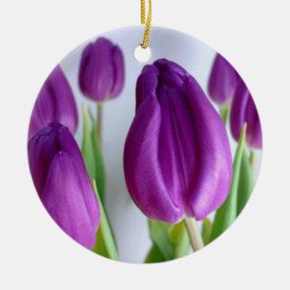 Tulpe-Verzierung Ornament
