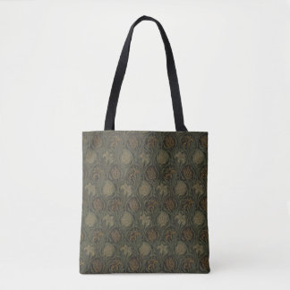 Tulpe Williams Morris u. Lilien-Tasche Tasche