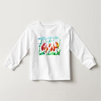 '' Tulpegeschichte '' Kleinkind T-shirt