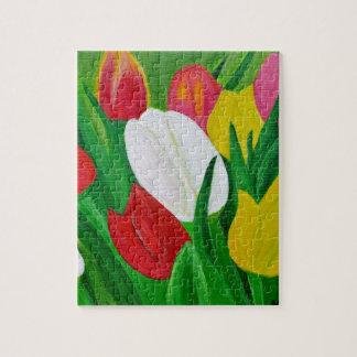 Tulpen 2a puzzle