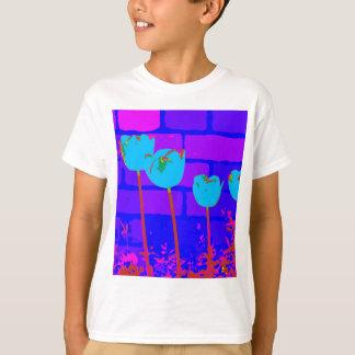 TULPEN BLAU T-Shirt