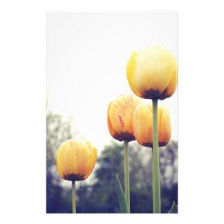 Tulpen Briefpapier