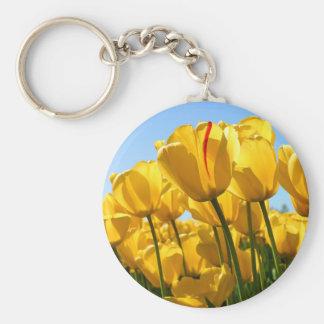 Tulpen Keychain Schlüsselanhänger