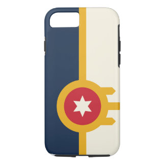 Tulsa-Flaggen-Telefon-Kasten iPhone 8/7 Hülle