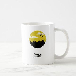 Tulsa-Skyline | Tulsa Oklahoma Kaffeetasse