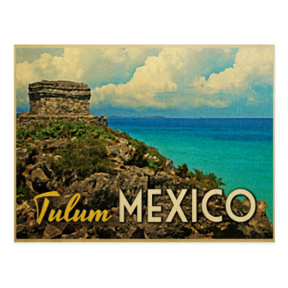 Tulum Mexiko Postkarte