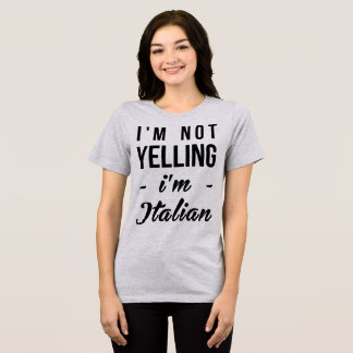 Tumblr T - Shirt bin ich nicht schreiend ich bin