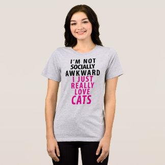 Tumblr T-Shirt bin ich nicht sozial ungeschickte