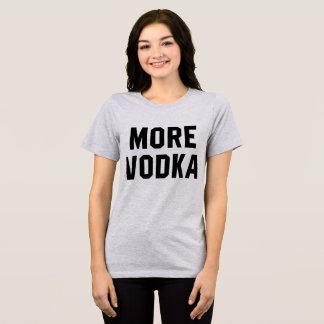 Tumblr T - Shirt mehr Wodka