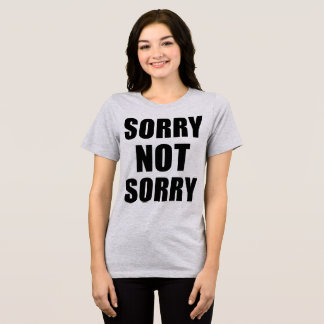 Tumblr T - Shirt-trauriges nicht trauriges T-Shirt