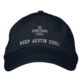 TUN SIE COOLES ETWAS! Behalten Sie coole Kappe