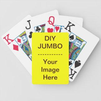 Tun Sie es sich RIESIGE ~ Spielkarten