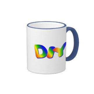 Tun Sie es sich Tee Tasse
