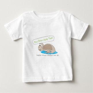Tun Sie Ihr Teil, um eine Heilung zu finden! Baby T-shirt