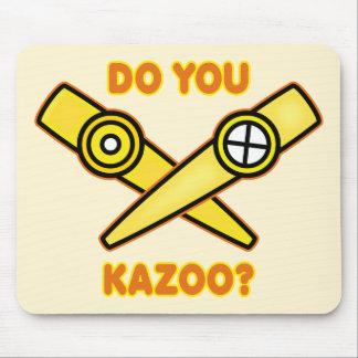 Tun Sie Kazoo? Mauspads