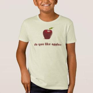 Tun Sie mögen Äpfel? T-Shirt