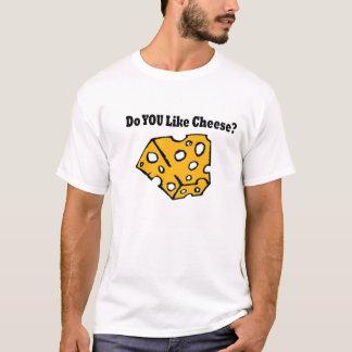Tun Sie mögen Käse? T-Shirt