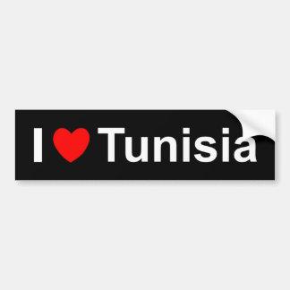 Tunesien Autoaufkleber