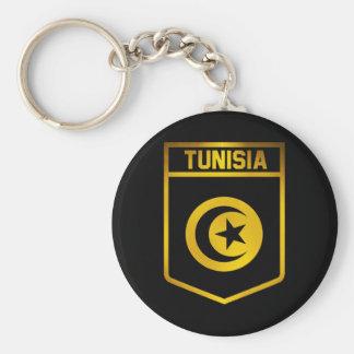 Tunesien-Emblem Schlüsselanhänger