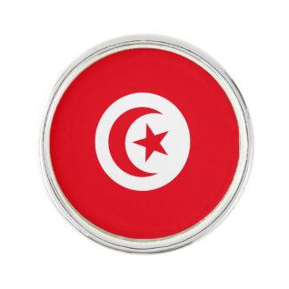 Tunesien-Flagge Anstecknadel