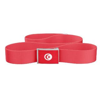 Tunesien-Flagge Gürtel