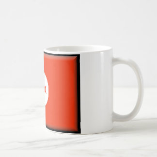 Tunesien-Flagge Kaffeetasse