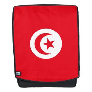 Tunesien-Flagge Rucksack