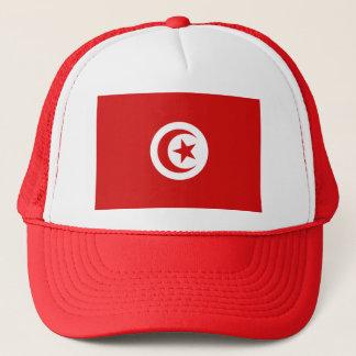 Tunesien-Flaggen-Hut Truckerkappe
