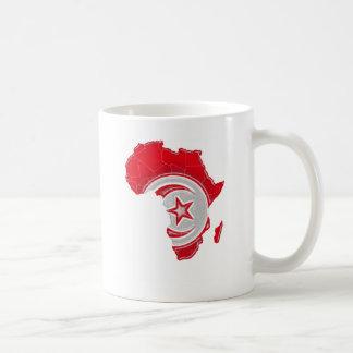 Tunesien Kaffeetasse