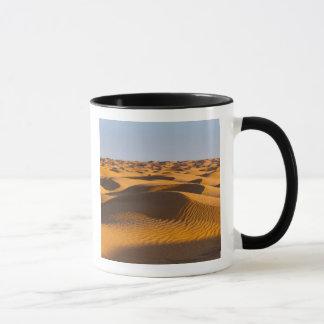 Tunesien, Ksour Bereich, Ksar Ghilane, großartiges Tasse