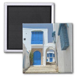 Tunesien Quadratischer Magnet