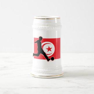 Tunesien-Schlaggerät 2 Bierglas