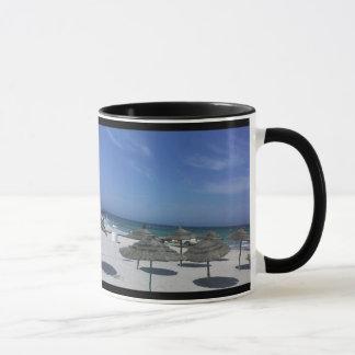 Tunesien-Strand-Schale Tasse
