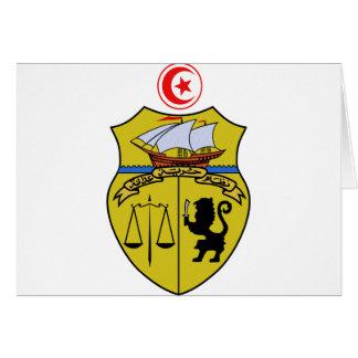 Tunesien TN Karte