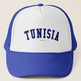 Tunesien Truckerkappe
