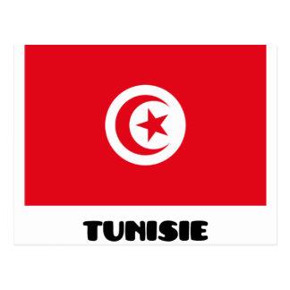 Tunesien/Tunisie Postkarte